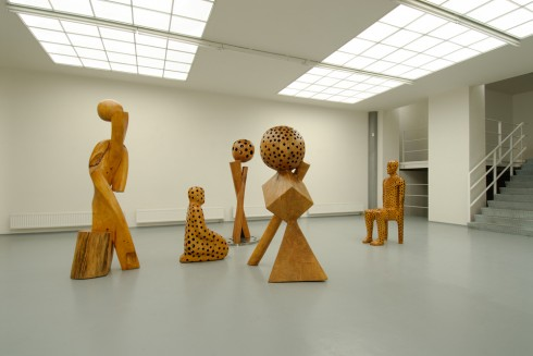 Wooden Sculptures | Michal Gabriel