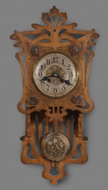 Art Noveau Grandmather Clock