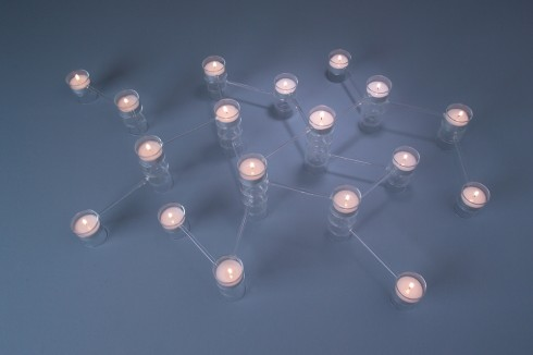 candle holder | Constellation | Maxim Velcovsky