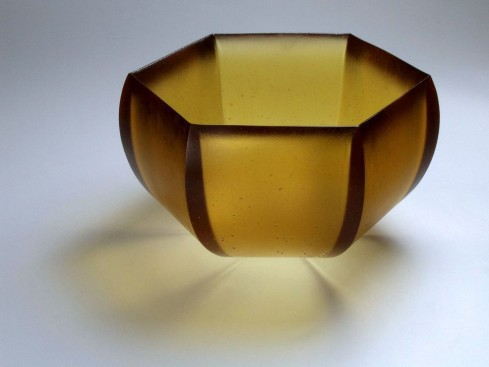 Zdenek Lhotsky | Molten Glass Bowl n.3 | 2008