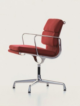 Soft Ped Chair 205-208 | Charles & Ray Eames | Vitra