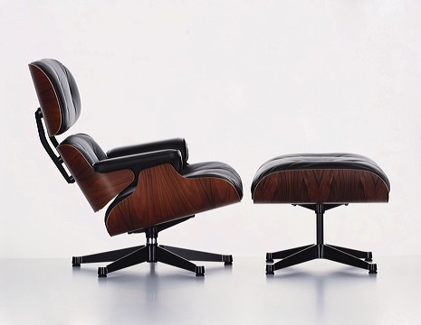 Lounge Chair | Charles & Ray Eamesovi