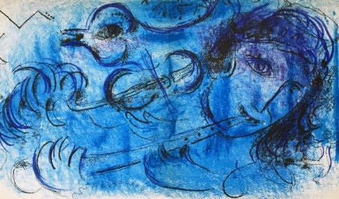 Marc Chagall | litograph