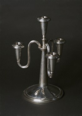Four-armed candlestick | Art Deco | 1925 - 1935