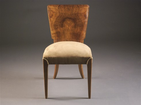 The Chair H-214 | 1930 - 1960 | Jindrich Halabala | Manufacturer - UP Enterprises